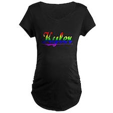 Kyler, Rainbow, T-Shirt