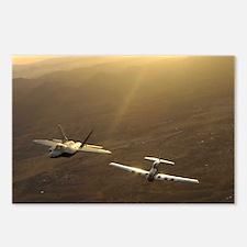 Heritage Flight Postcards (Package of 8)