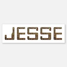 Jesse Circuit Bumper Bumper Bumper Sticker