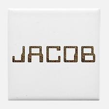 Jacob Circuit Tile Coaster