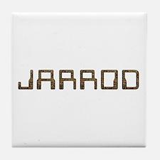 Jarrod Circuit Tile Coaster