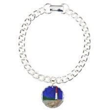Old Barney Lighthouse Bracelet