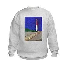 Old Barney Lighthouse Sweatshirt