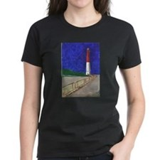 Old Barney Lighthouse Tee