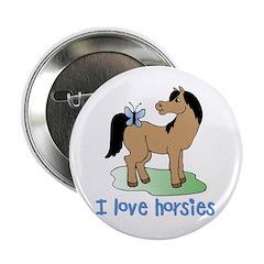 Cute horse lover boys 2.25