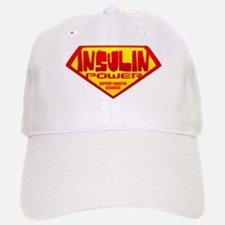 Insulin Power Baseball Baseball Cap