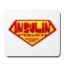 Insulin Power Mousepad
