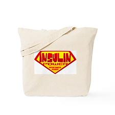 Insulin Power Tote Bag