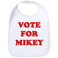Vote For Mikey Bib
