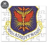 USAF 302 AW logo Puzzle