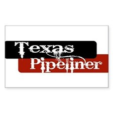 Texas Pipeliner Bumper Stickers