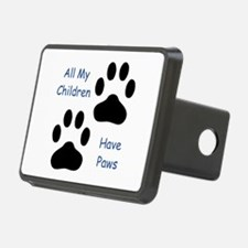 All My Children Have Paws Hitch Cover