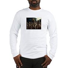 zombies Long Sleeve T-Shirt