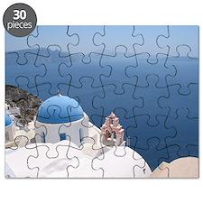 Santorini Puzzle