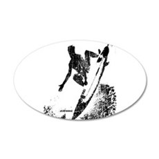 aSURFmoment bw #57.jpg Wall Decal
