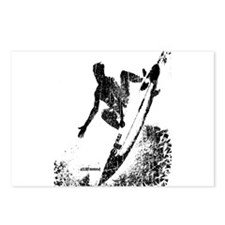 aSURFmoment bw #57.jpg Postcards (Package of 8)