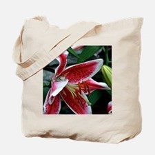 Lazy Lilly Days Tote Bag