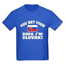 Funny Slovak Dupa T