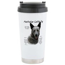 Cattle dog Travel Mug