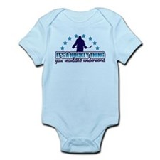 Its A Hockey Thing Infant Bodysuit