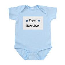 Super Recruiter Infant Bodysuit