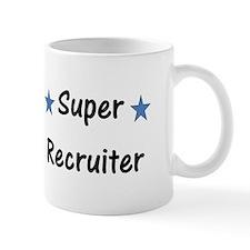 Super Recruiter Small Mug