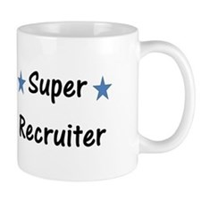 Super Recruiter Small Mug