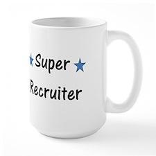 Super Recruiter Mug