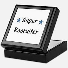 Super Recruiter Keepsake Box
