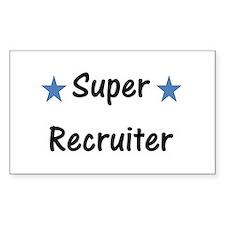 Super Recruiter Decal