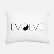Evolve Balance.png Rectangular Canvas Pillow