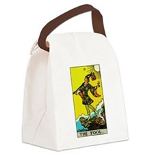 The Fool.png Canvas Lunch Bag