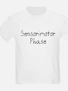 Sensorimotor Phase Kids T-Shirt
