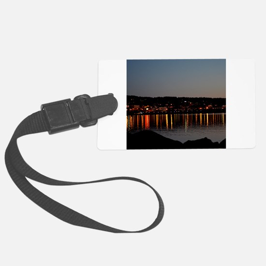 Morning Reflections Luggage Tag
