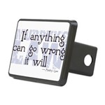 Murphy's Law IV.png Rectangular Hitch Cover