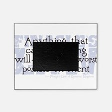 Finagle's Law.png Picture Frame