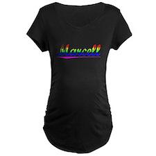 Marcell, Rainbow, T-Shirt