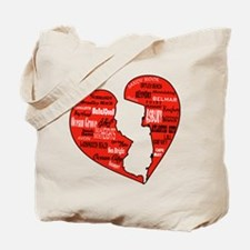 JerseyStrong Tote Bag