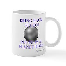 Bring Back Pluto Mug