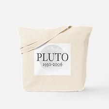 Goodbye Pluto Tote Bag