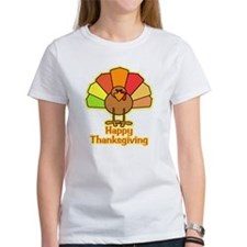 Happy Thanksgiving Turkey Tee