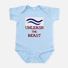F-inn Beastly Infant Bodysuit
