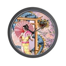 Orient Dream Wall Clock