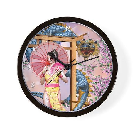 Orient Dream Wall Clock