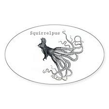 Squirrelpus Decal
