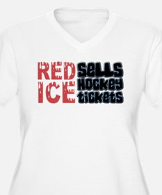 Red Ice Sells Hockey Tickets T-Shirt