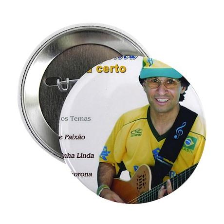 """Jair Baptista - O Cara Certo 2.25"""" Button"""