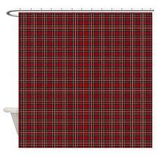 Stewart Clan Tartan Shower Curtain