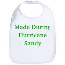 Made During Hurricane Sandy Bib