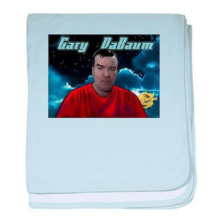 Gary DaBaum! baby blanket